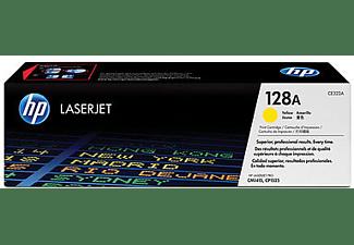 HP CE322A CARTRIDGE YELLOW 128A