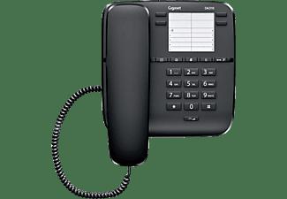 GIGASET Telefon DA310, Schwarz