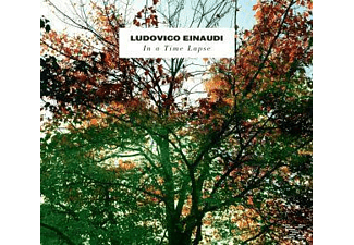 Ludovico Einaudi - IN A TIME LAPSE [CD]
