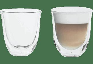 DE LONGHI Doppelwandige Thermo-Gläser Cappuccino
