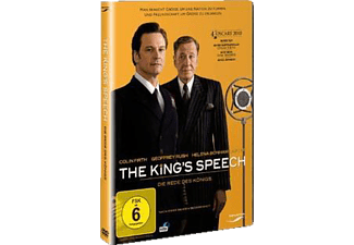 The King's Speech - Die Rede des Königs DVD