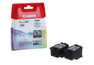 CANON PG-510 + CL-511 Multipack Kartuş