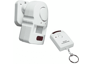 INDEXA Mini-Alarmanlage MA03 mit Fernbedienung
