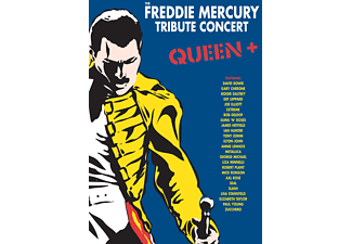 Queen - The Freddie Mercury Tribute Concert (DVD)