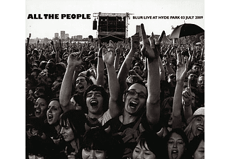 Leif Ove Andsnes - All The People - Blur Live At Hyde Park 3.7.2009 - Limited Edition (CD)