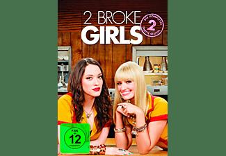 2 Broke Girls - Staffel 2 [DVD]