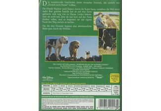 Zurück nach Hause - Die unglaubliche Reise DVD
