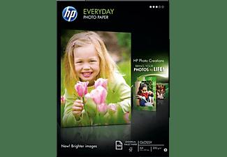 HP 3100168 Q2510A Fotopapier A4 Silkmatt