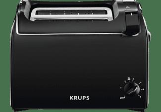 KRUPS Toaster KH 1518 Pro Aroma Schwarz