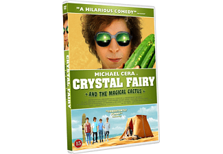 Crystal Fairy DVD