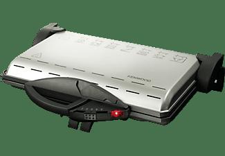 KENWOOD Plattengriller HGM2000SI titan/grau