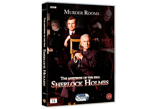 Sherlock Holmes 2: A Game of Shadows DVD