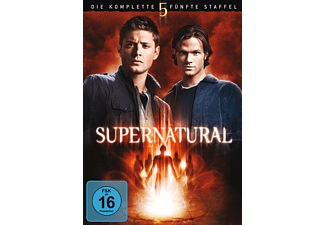 Supernatural - Staffel 5 [DVD]