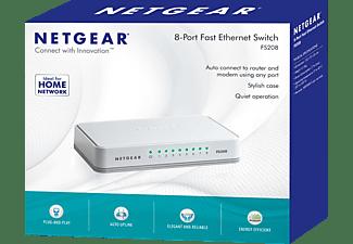 NETGEAR FS208 8Port Fast Ethernet Switch Consumer