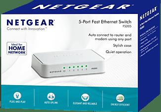NETGEAR Switch FS205 5Port Fast Ethernet (FS205-100PES)