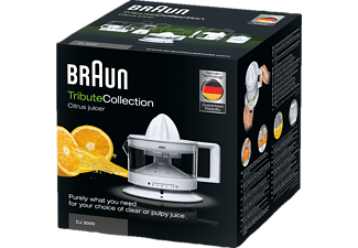 BRAUN Zitruspresse CJ 3000 WH, 350ML