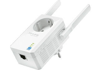 TP-LINK WLAN-N-Repeater TL-WA860RE mit Frontsteckdose