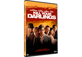 Kill Your Darlings DVD