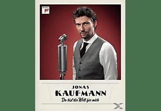 Jonas Kaufmann - Du bist die Welt für mich [CD]