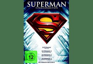 Superman 1 - 5 [DVD]