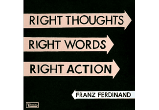 Franz Ferdinand - Right Thoughts, Right Words, Right Action (Vinyl LP (nagylemez))