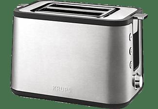 KRUPS Toaster KH 442 D Controll Line Edelstahl