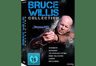 Bruce Willis Collection (6 Filme) DVD