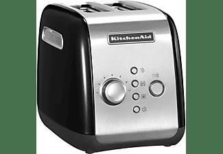 KITCHEN AID Toaster 5 KMT 221 EOB Onyx Schwarz