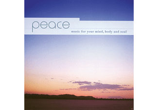 The Sign Posters - Peace: Music For Your Mind, Body & Soul  - (CD)