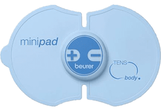 BEURER 647.23 EM 10 MINI-TENS-PAD BODY