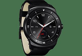 LG G WATCH R Smart Watch Smart Watch, Schwarz