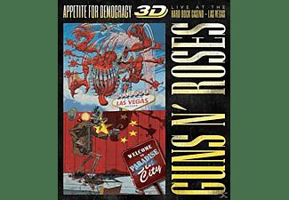 Guns N' Roses - Appetite For Democracy 3d: Live [Blu-ray]