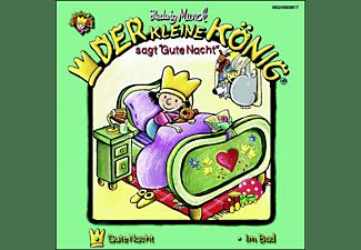 Der kleine König 1: ...sagt gute Nacht  - (CD)