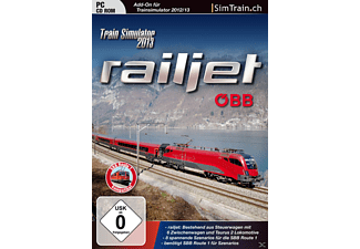 Add-on ÖBB Railjet - [PC]