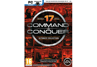Command & Conquer Ultimate Collection (download Code ohne Datenträger) - [PC]
