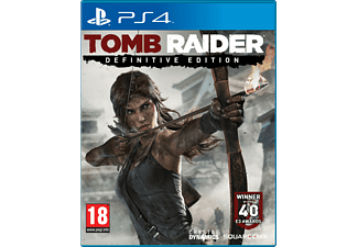 Tomb Raider: The Definitive Edition - Standard - [PlayStation 4]