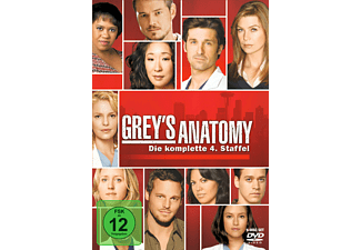 Grey's Anatomy - Staffel 4 [DVD]