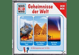 Was Ist Was - WAS IST WAS: Geheimnisse der Welt  - (CD)