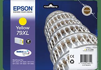 EPSON Tintenpatrone Nr. 79XL Gelb (C13T79044010)
