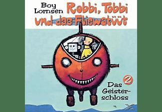 - Robbi, Tobbi und das Fliewatüüt 2: Das Geisterschloss  - (CD)