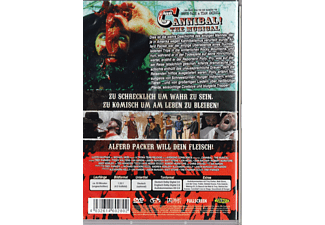 CANNIBAL! (THE MUSICAL/REMAST.) DVD