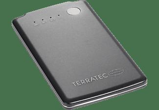 TERRATEC Powerbank 3500 Slim Powerbank 3500 mAh Schwarz