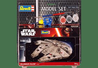 REVELL 63600 Modellbausatz, Grau/Weiß/Rot