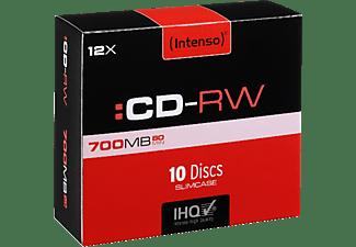 INTENSO 2801622 CD-RW Rohlinge