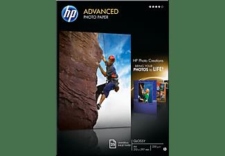 HP Q 5456 A 25 Blatt Hochglanz Einzelblattpapier 210 x 297 mm A4 25 Blatt im Format 210 x 297 mm