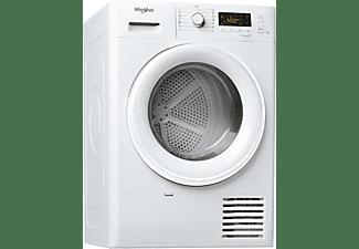 Secadora - Whirlpool FT M11 82 EU, Bomba de calor, 8 kg, 15 programas, 64 dB, Blanco