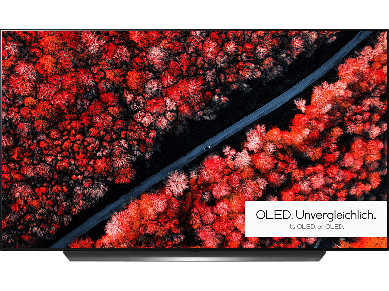 LG OLED55C97LA OLED TV OLED TV (Flat, 55 Zoll/139 cm, UHD 4K, SMART TV, webOS 4.5 (AI ThinQ))
