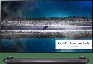 LG SIGNATURE OLED65W9PLA OLED TV (Flat, 65 Zoll / 164 cm, UHD 4K, SMART TV, webOS 4.5 (AI ThinQ))