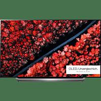 LG OLED77C9PLA OLED TV (Flat, 77 Zoll / 196 cm, UHD 4K, SMART TV, webOS 4.5 (AI ThinQ))