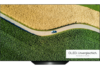 LG OLED65B97LA OLED TV (Flat, 65 Zoll / 164 cm, UHD 4K, SMART TV, webOS 4.5 (AI ThinQ))
